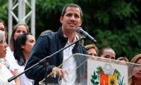 Juan Guaidó da positivo a Covid-19;  tiene síntomas leves