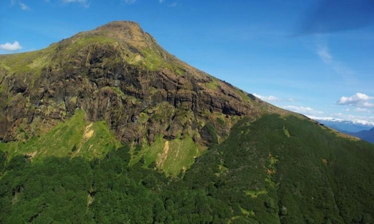"""Descubren volcán activo en la Patagonia chilena """"Mate Grande"""""""