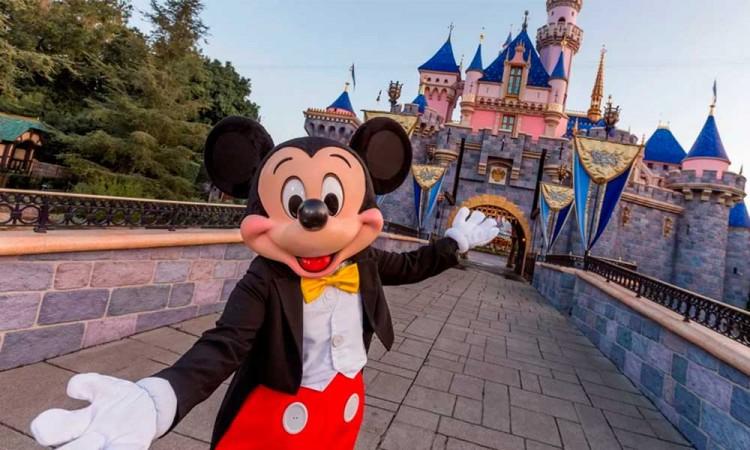 ¡La magia regresa a California! Disneyland reabre sus puertas con un aforo al 25 por ciento