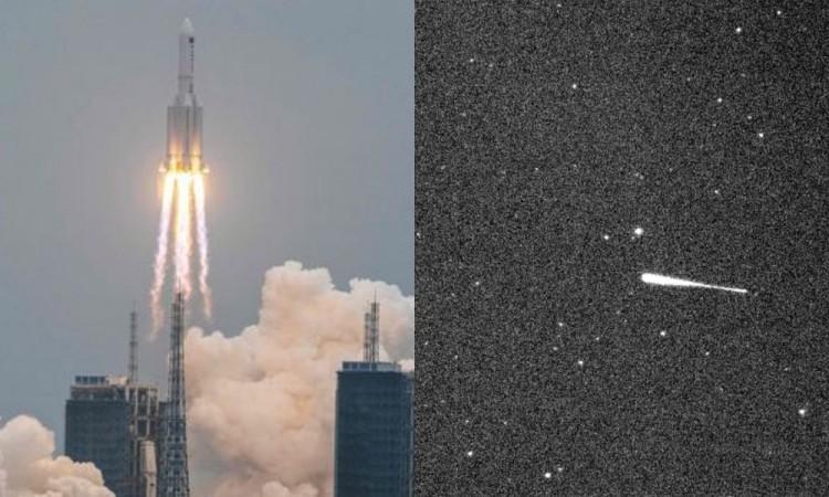 La NASA acusó a China tras la caída de su cohete
