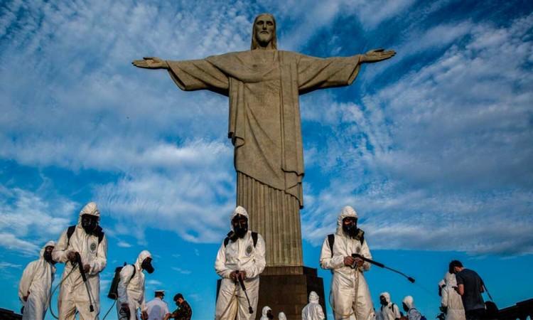 ¡La variante india llegó a Brasil! Confirman los primeros casos de covid