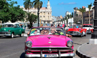 La pandemia reduce un 94 % la llegada de turistas a Cuba en lo que va de 2021