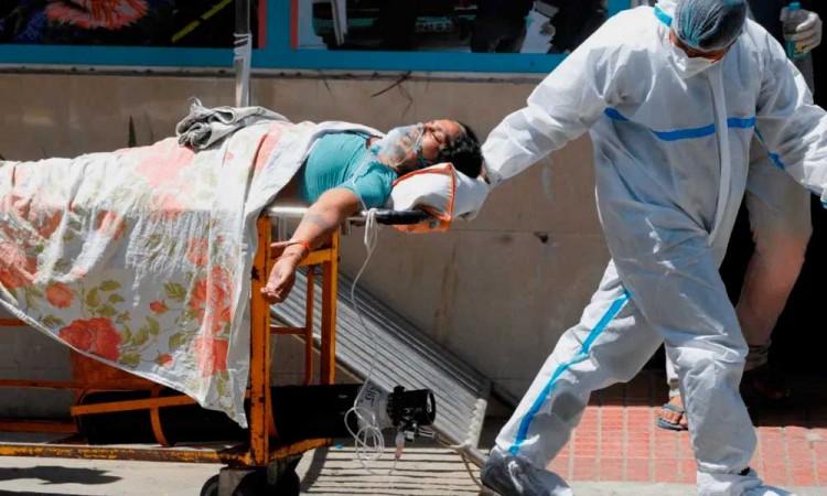 India supera las 300 mil muertes por coronavirus, es el tercer país que alcanza esta cifra