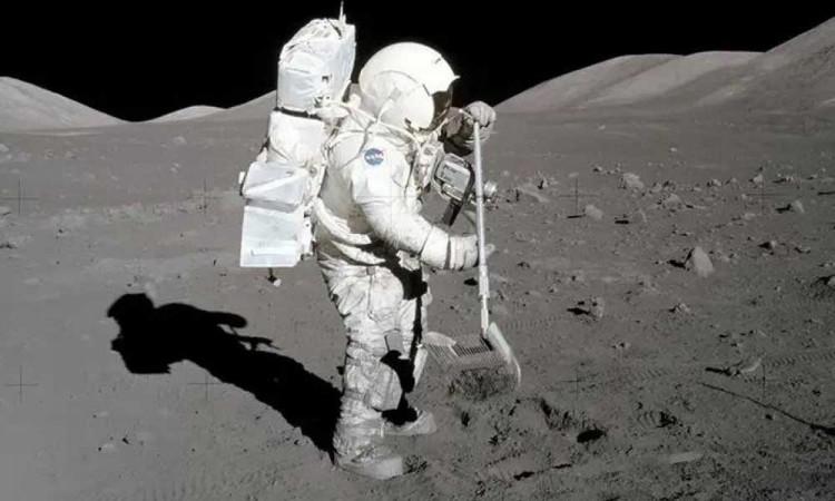 En desarrollo vehículo de terreno lunar, astronautas podrán desplazarse en la superficie del satélite