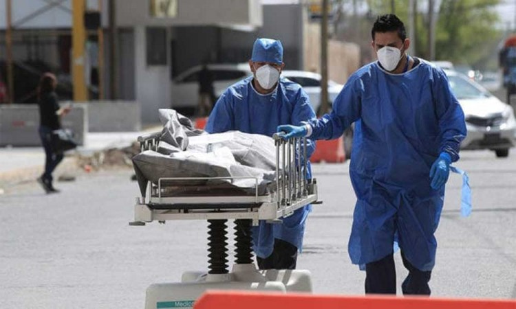 Latinoamérica es la región con más muertes diarias por covid-19
