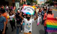 La comunidad LGBTI de Venezuela exige inclusión y respeto a sus derechos
