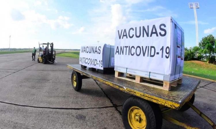 Paraguay espera obtener una parte de las vacunas donadas por parte de EU