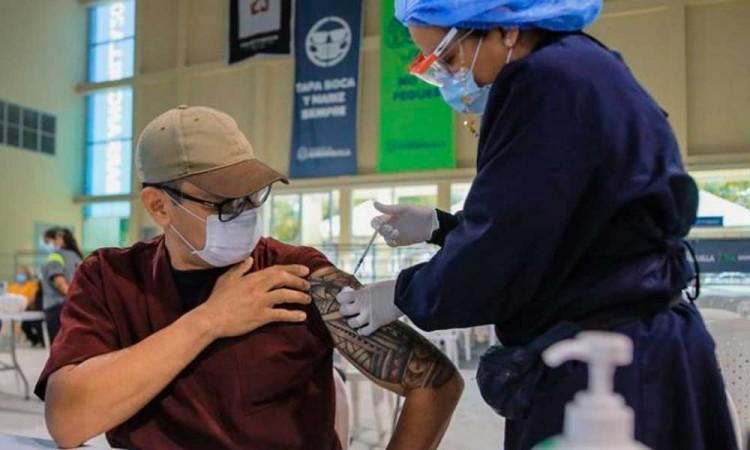Colombia alcanza la meta de 10 millones de vacunados contra la covid-19