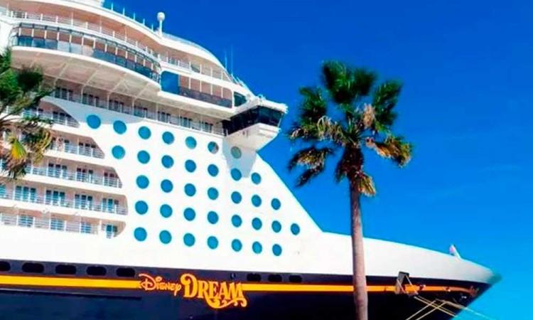 Estados Unidos autoriza la navegación de prueba de Disney Dream partiendo de Puerto Cañaveral
