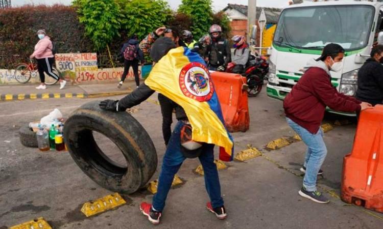 Paro Colombia: Los bloqueos por las protestas le cuestan al gobierno más de mil millones de dólares