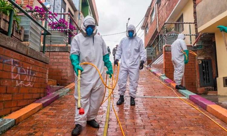 Colombia reactiva su economía en su peor momento de la pandemia
