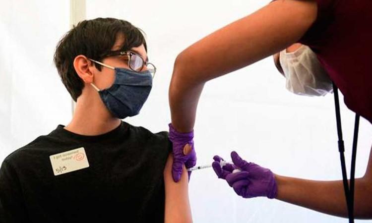 COVID-19 EU: Más de la mitad de los mayores de 12 años ya están completamente vacunados