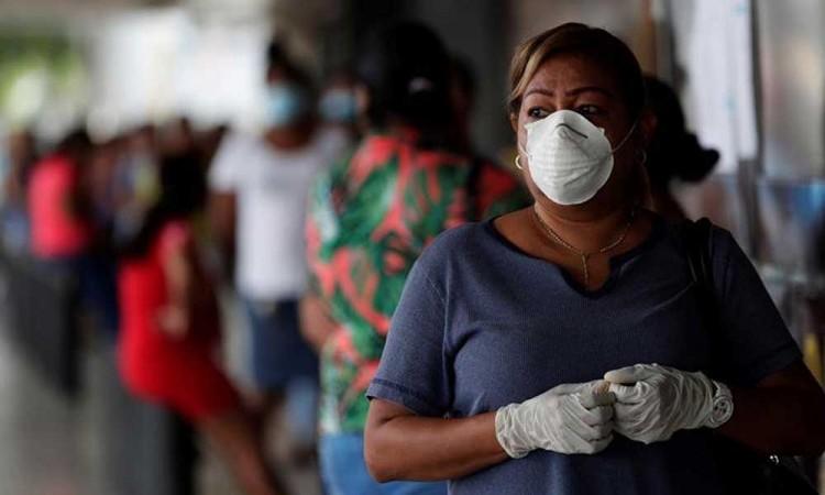 Panamá continúa con alza diario de contagios por covid-19