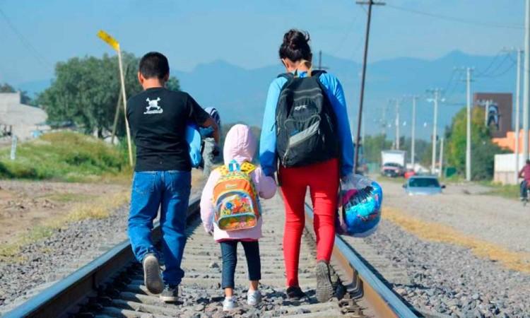 Unicef crea un programa para ayudar a niños en la frontera de Estados Unidos y México