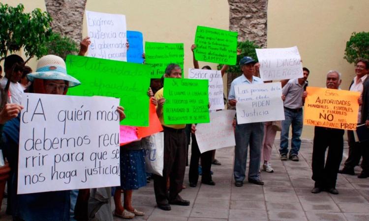 Defraudados de Bampeco se reunirán con gobierno entrante