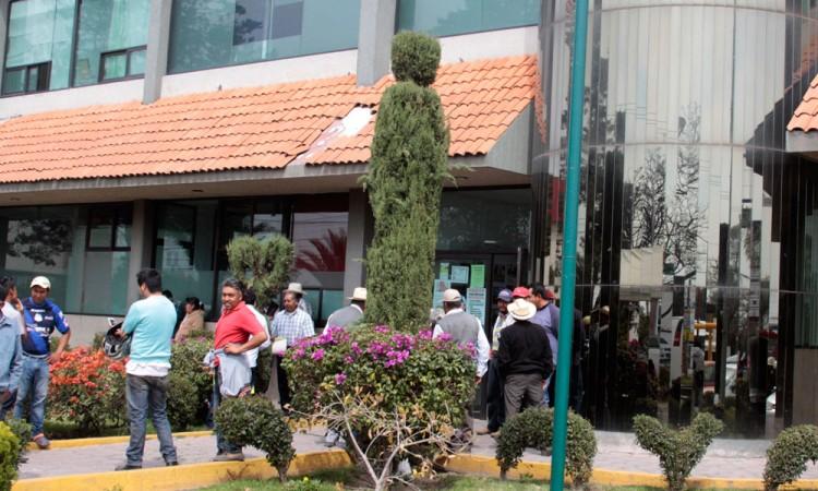 Acusan opacidad en Ayuntamiento de Texmelucan