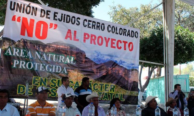 Crean Unión de Ejidos Cerro Colorado en Tehuacán