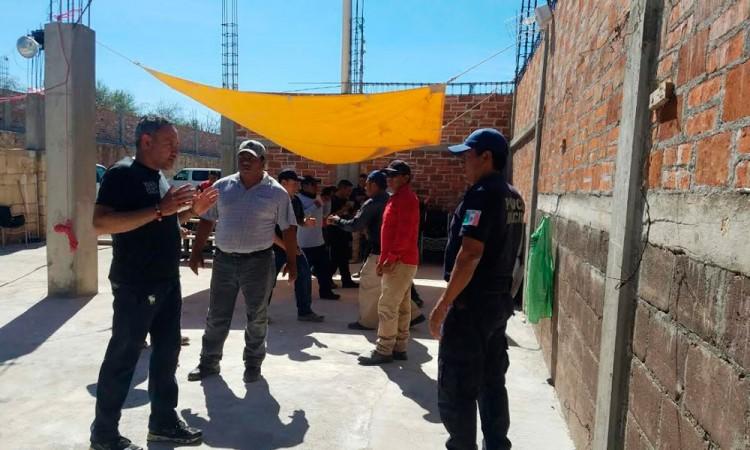 Capacitan a policías municipales de Tepexco