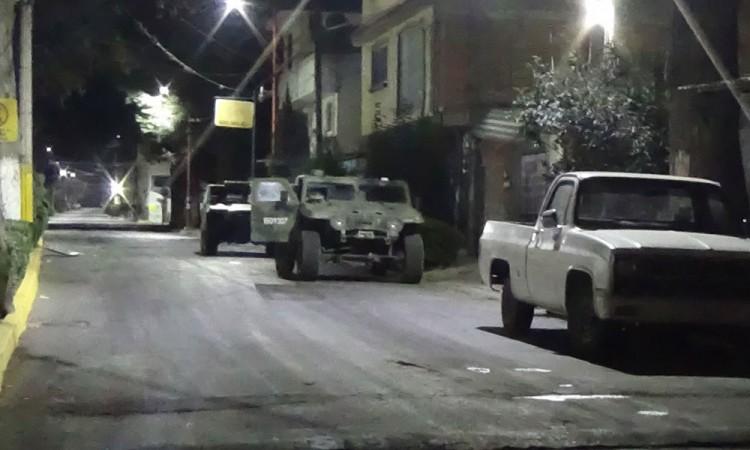 Reportan vecinos bodega de combustible ilícito