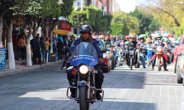 Dejan a policías sin equipo en Tehuacán