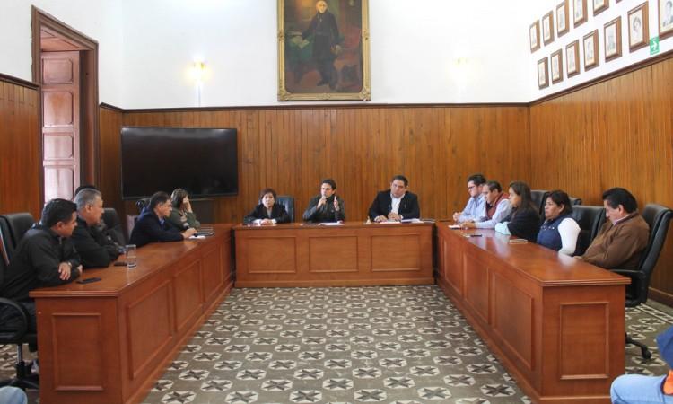 Rechaza Cabildo de San Pedro Cholula reforma en agua potable