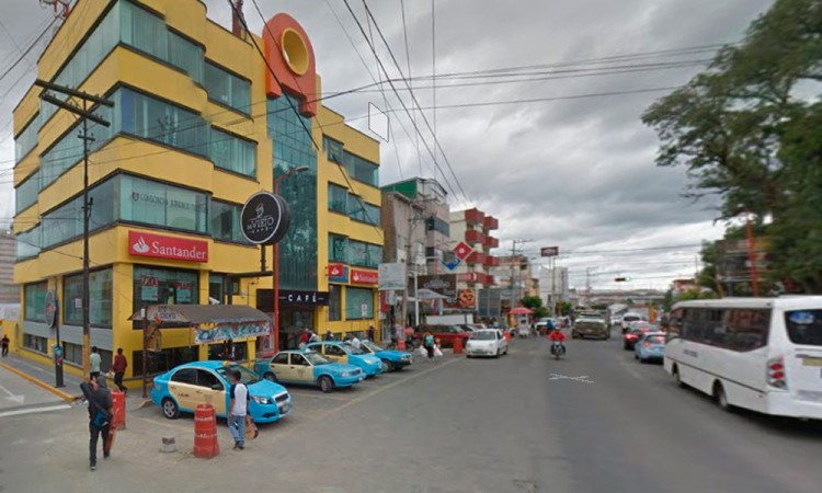 Golpea gasolinazo al uso de taxis en Texmelucan
