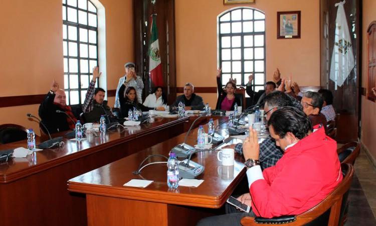Rechaza Cabildo reforma a la Constitución estatal