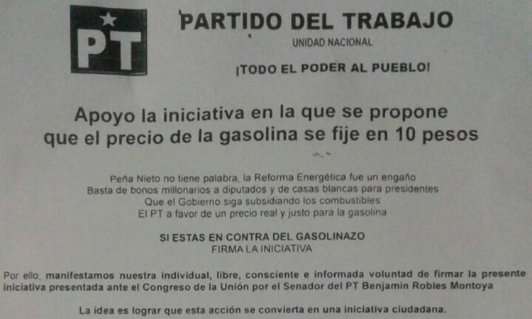 Indagan desvío de recursos para el PT en Texmelucan