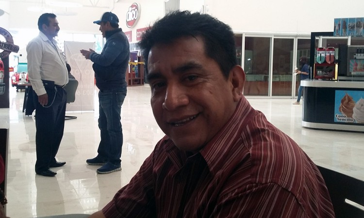Liberan al líder tianguista, Martín Gallo Islas
