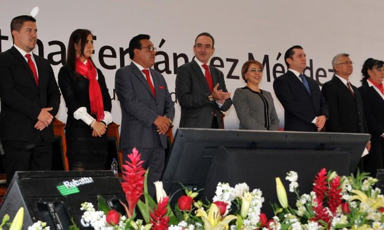 Manifiesta Estefan Chidiac apoyo del PRI a edil de Tehuacán