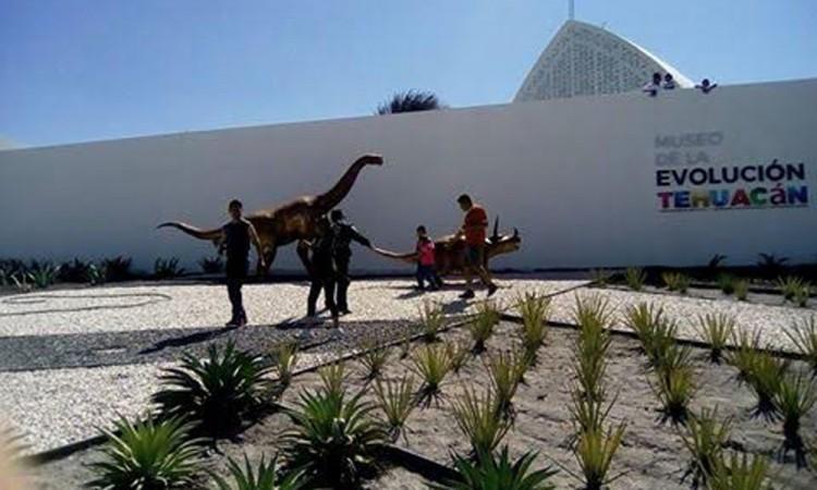 Infringen visitantes reglas en museo de Tehuacán