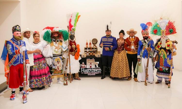 Alistan la edición 149 del Carnaval de Huejotzingo