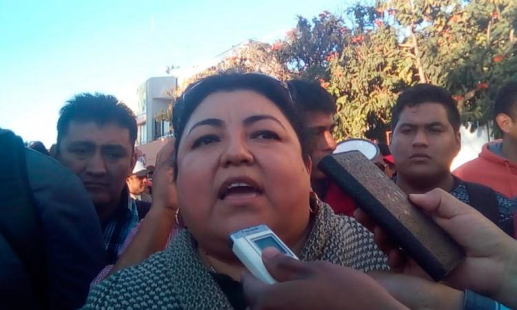 Acusan de aviadora a líder sindical en Tehuacán