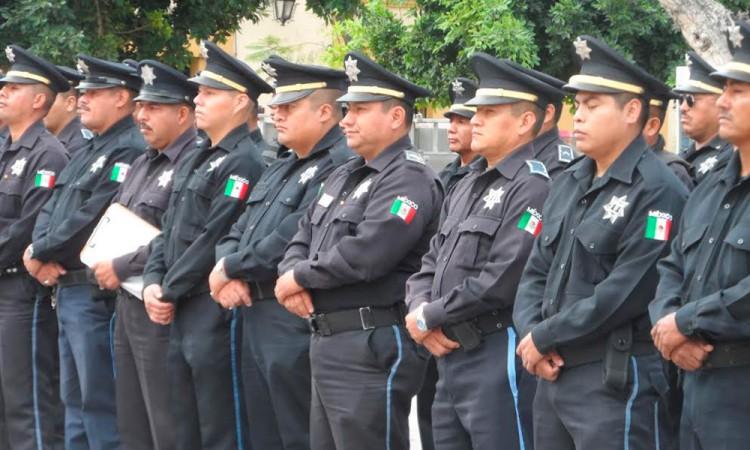 Sin fecha, seguro para policías y bomberos de Tehuacán