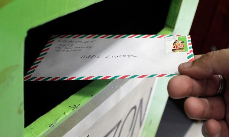 Recibirá Correo hasta mil cartas para Reyes Magos