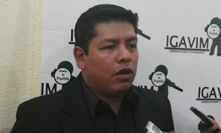 Obra pública en Tehuacán, sin planos vigentes
