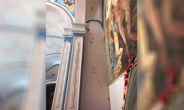 Desconocen sacerdotes avances en reconstrucción de parroquias