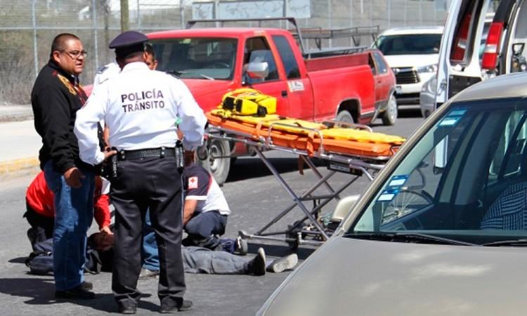 Al alza, muertes de peatones en Tehuacán