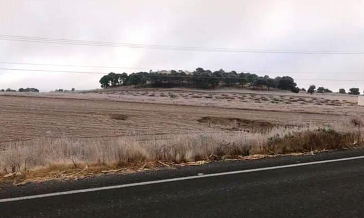 Bajas temperaturas pegan a municipios poblanos