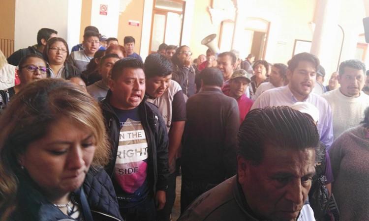 Notifican a Tehuacán demanda por despidos