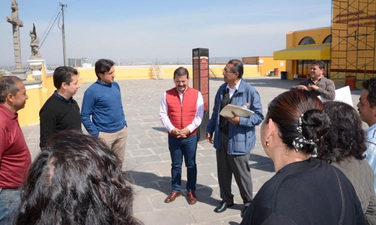 Adquirirá San Pedro Cholula contrato de PPS por 50 mdp