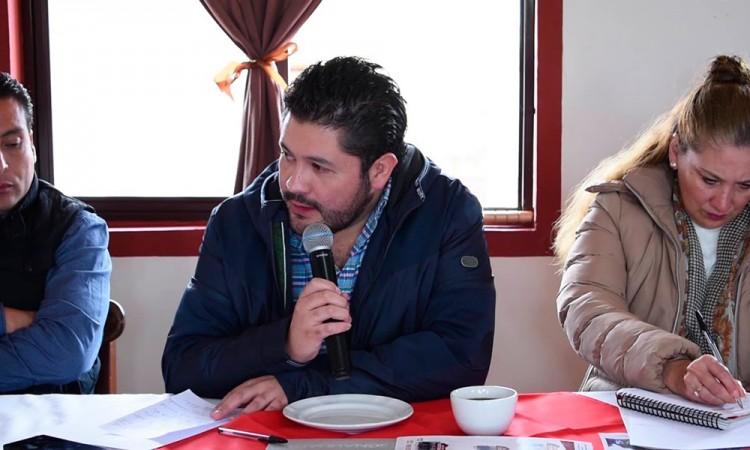 Busca edil de Chignahuapan diputación federal por Zacatlán