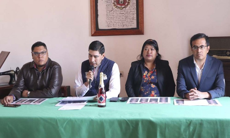 Presentan actividades del Carnaval de Huejotzingo