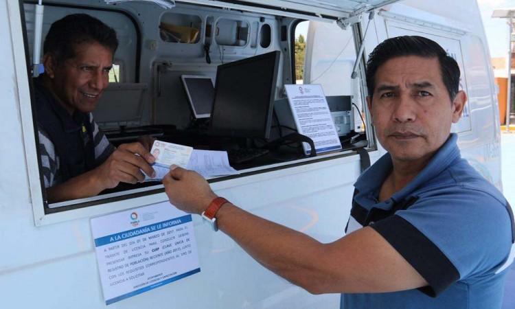 Expedirán licencias en siete municipios