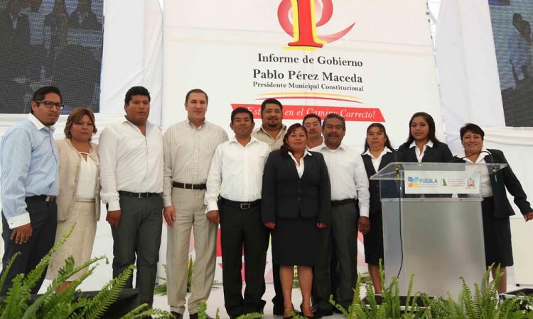 Destituyen Cabildo de Tlacotepec por desacato