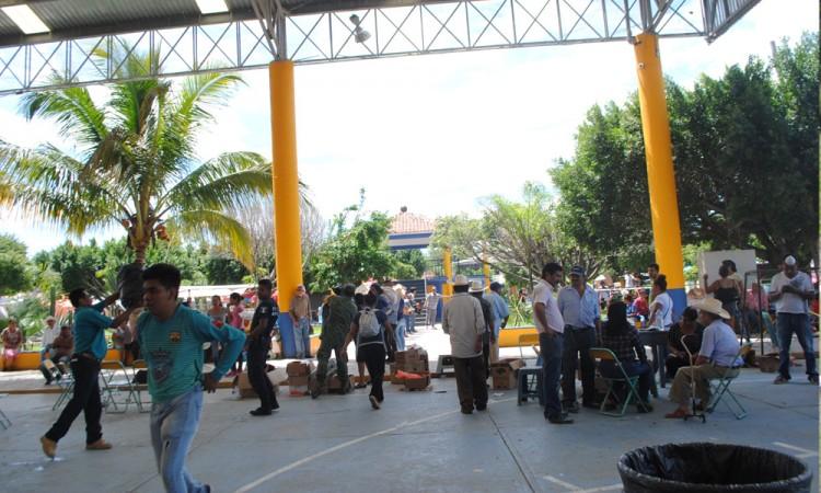 Forman vecinos grupos de vigilancia en Tehuitzingo