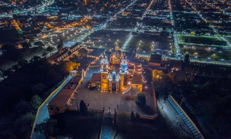 Nombran a San Andrés Cholula la ciudad más romántica de México