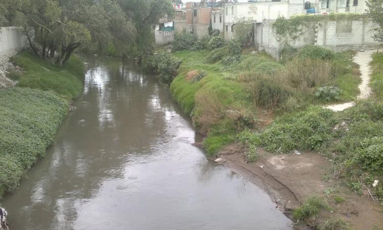 Peligran 480 familias por crecida de ríos