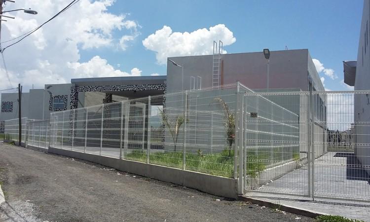Casa de Justicia de Texmelucan, elefante blanco