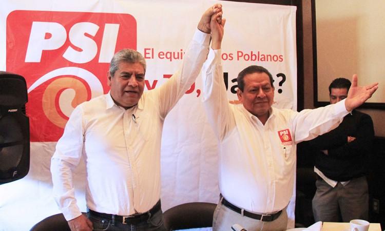 Arropa PSI propuesta de José Gabriel Pérez para Texmelucan